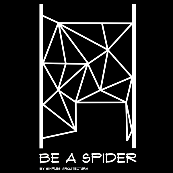be_a_spider_project_poster
