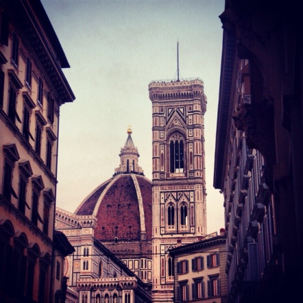 Firenze dal mio iPhone!