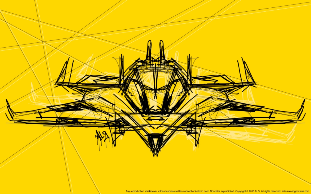alg_spaceships_sketch_wallpaper_art_project 01