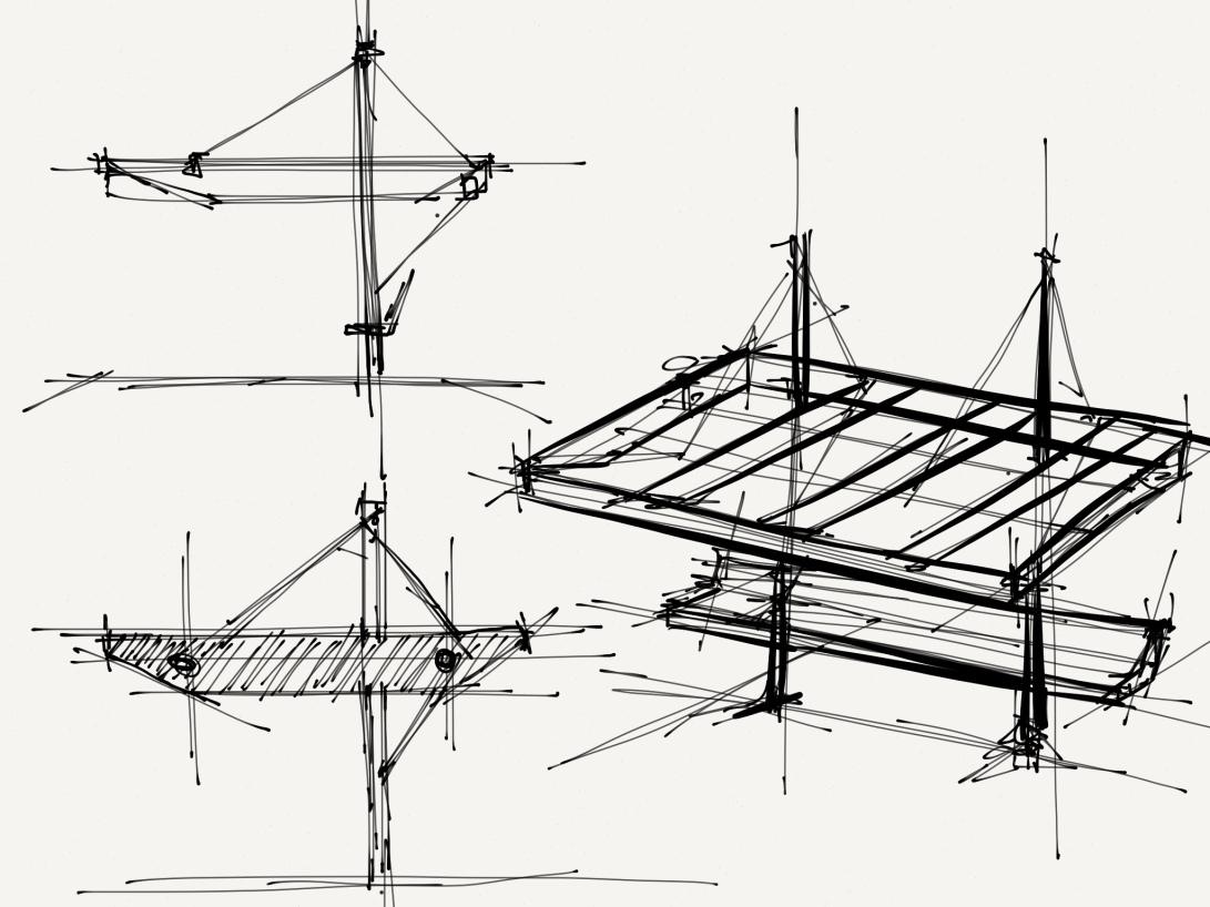 alg - antonio leon gonzalez - architecture concept sketches - 005
