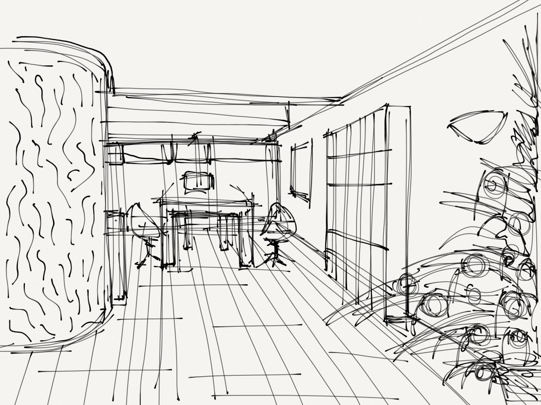 alg - antonio leon gonzalez - architecture concept sketches - 007