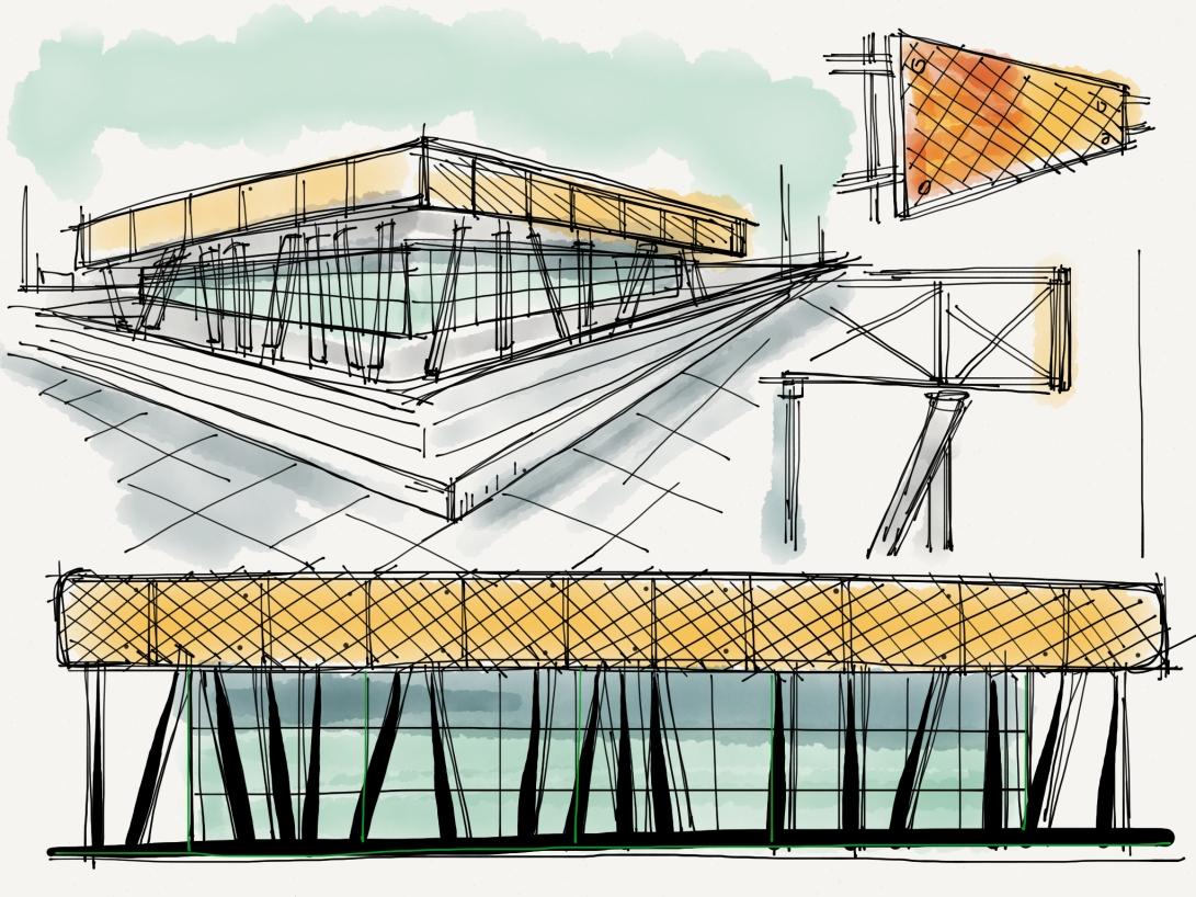 alg - antonio leon gonzalez - architecture concept sketches - 011