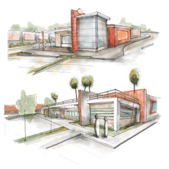 Insta Architectural Sketches.002